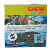 Eheim Ecco Pro Activated Carbon Foam Pad 3 Pack - All Pets Store