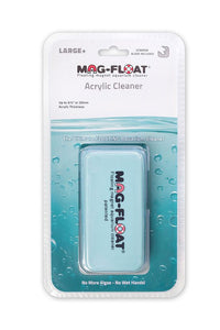 Mag Float Floating Magnetic Aquarium Cleaner - Glass Large+ (400 Gallons) - All Pets Store