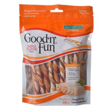 Healthy Hide Good 'n' Fun Triple-Flavor Twists - Beef, Pork & Chicken Regular - 22 Pack - All Pets Store