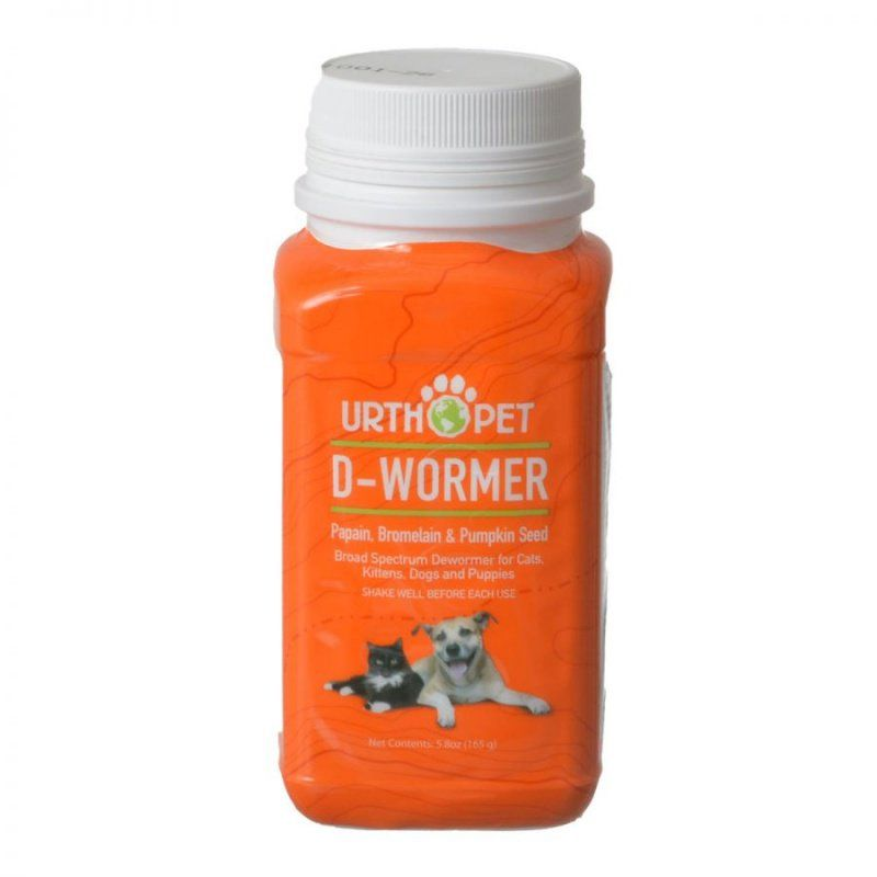 UrthPet D-Wormer for Dogs and Cats 5.8 oz
