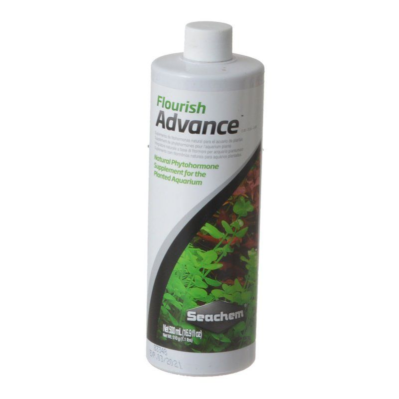 Seachem Flourish Advance 500 ml (16.9 oz) - All Pets Store