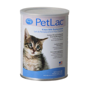 PetAg PetLac Kitten Milk Replacement - Powder 10.5 oz - All Pets Store