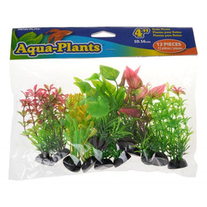 Penn Plax Aqua-Plants Betta Plants - Medium 12 Count - All Pets Store