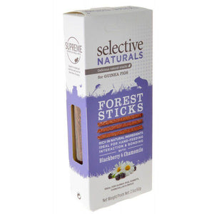 Supreme Selective Naturals Forest Sticks 2.1 oz - All Pets Store