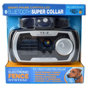 High Tech Pet X-30 BlueFang 5-in-1 Electronic Dog Fence 1 Count