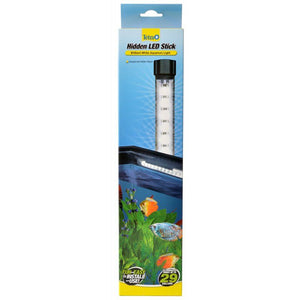 "Tetra Hidden LED Stick for Aquariums - Brilliant White 12"" Long - All Pets Store"