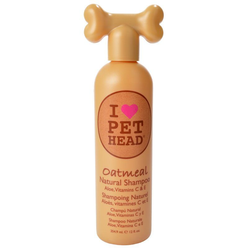 Pet Head Oatmeal Natural Shampoo 12 oz