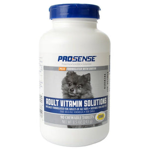 Pro-Sense Adult Vitamin Solutions for Dogs 90 Count - All Pets Store