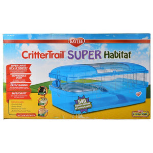 Kaytee Crittertrail Super Habitat 1 Count - All Pets Store