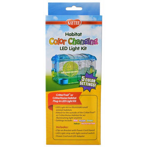 Kaytee Habitat Color Changing LED Light Kit 1 Count - All Pets Store