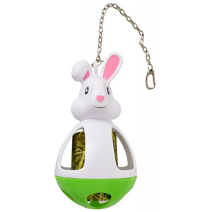 Kaytee Play-N-Hay Hay & Treat Dispenser Rabbit Toy 1 Count - All Pets Store