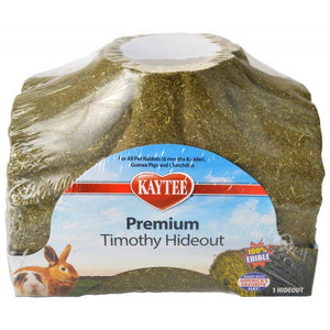 Kaytee Premium Timothy Hideout Large - 1 Count - All Pets Store