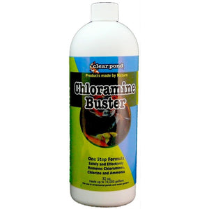 Clear Pond Chloramine Buster 32 oz - All Pets Store