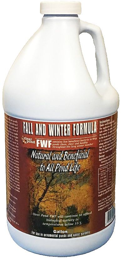 Clear Pond Fall and Winter Formula Water Treatment 1 Gallon - All Pets Store