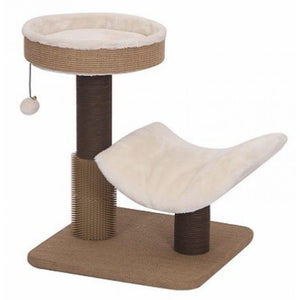 Pet Pals Cushy Cat Tree 1 Count - All Pets Store