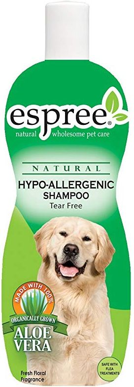 Espree Natural Hypo-Allergenic Shampoo Tear Free 12 oz - All Pets Store