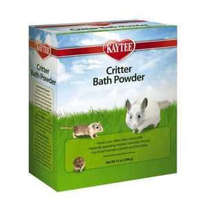 Kaytee Critter Bath Powder 14 oz - All Pets Store