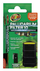 Zoo Med Paludarium Replacement Filter Cartridge 10 Gallons - All Pets Store