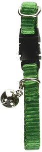 Marshall Ferret Bell Collar - Green 1 Count - All Pets Store
