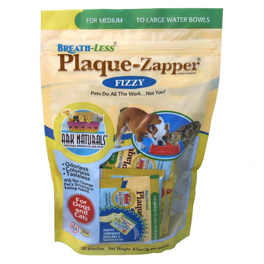 Ark Naturals Breath-Less Plaque Zapper Medium/Large - 30 Count