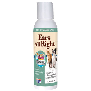 Ark Naturals Ears All Right 4 oz - All Pets Store