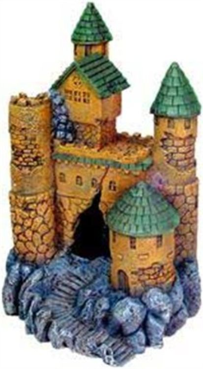 Blue Ribbon Pet Products Large Castle 11?L X 11?W X 16?H - All Pets Store