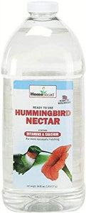 Homestead Hummingbird Clear Ready to use Nectar 64 oz - All Pets Store