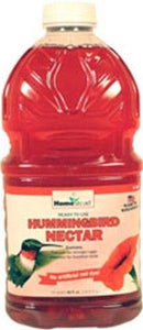 Homestead Natural Ready-to-Use Hummingbird Nectar 1 count (64 oz) - All Pets Store