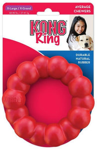 Kong Ring Extra Large Chew Toy 1 count - All Pets Store