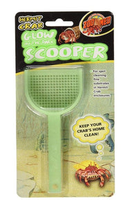 Zoo Med Hermit Glow in the Dark Crab Scooper 1 count - All Pets Store
