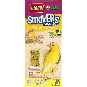 A&E Cage Company Smakers Canary Egg Treat Sticks 2 count - All Pets Store
