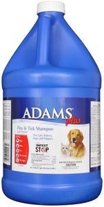 Adams Plus Flea & Tick Shampoo with Precor 1 gallon - All Pets Store