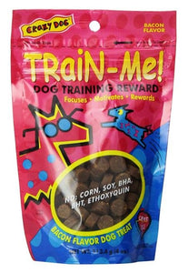 Crazy Dog Train Me! Training Reward Treats - Regular 4 oz - All Pets Store