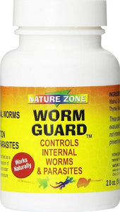 Nature Zone Worm Guard 2 oz - All Pets Store