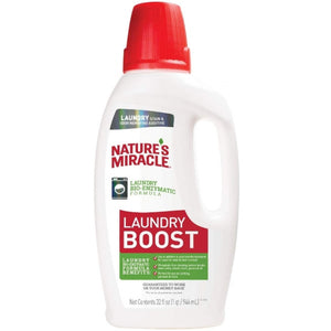 Natures Miracle Laundry Boost 32 oz - All Pets Store