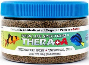 New Life Spectrum Thera A Regular Sinking Pellets 80 g - All Pets Store