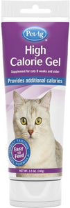 PetAg High Calorie Gel for Cats 3.5 oz - All Pets Store