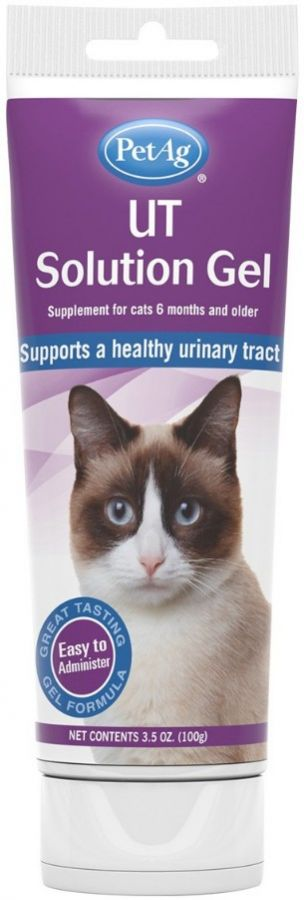 PetAg UT Solution Gel for Cats 3.5 oz - All Pets Store