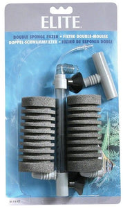 Elite Biofoam Double Sponge Filter 1 count