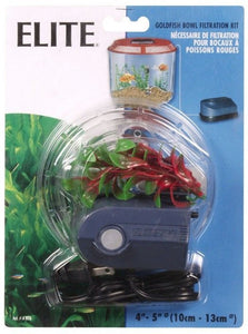 Elite Goldfish Bowl Filtration Kit 1 gallon - count - All Pets Store