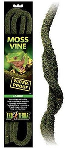 Exo Terra Bendable Moss Vine Large - All Pets Store
