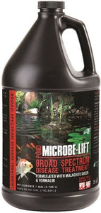 Microbe Lift Broad Spectrum Disease Treatment 1 gallon