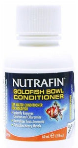 Nutrafin Goldfish Bowl Tap Water Conditioner  2 oz