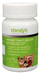 Tomlyn Urinary Tract Health Tabs for Cats 30 count - All Pets Store