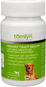Tomlyn Urinary Tract Health Tabs for Cats 60 count - All Pets Store