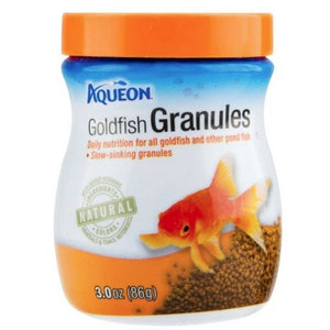 Aqueon Goldfish Granules 3 oz - All Pets Store