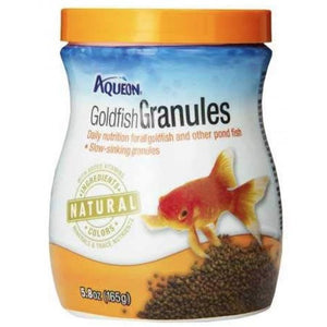Aqueon Goldfish Granules 5.8 oz - All Pets Store