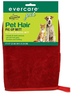 Evercare Pet Hair Pic-Up Mitt 1 count - All Pets Store