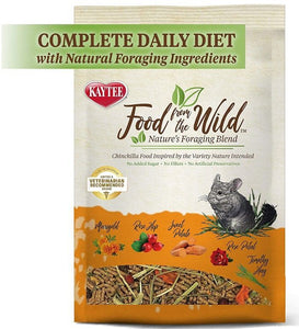 Kaytee Food From The Wild Chinchilla 3 lb - All Pets Store