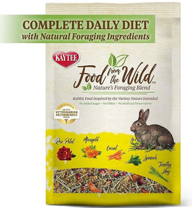 Kaytee Food From The Wild Rabbit 4 lbs - All Pets Store